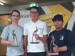 Mai 2017 Lukas Kromoser ist Niederösterreichs bester Lehrling-