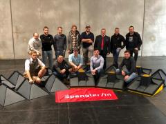 -Alle Teilnehmer bei den AustrianSkills 2018 der Spengler in Salzburg.